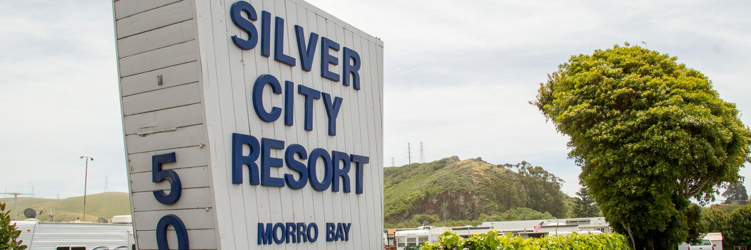 Silver City RV — One of the Newest RV Parks in Morro Bay, CA